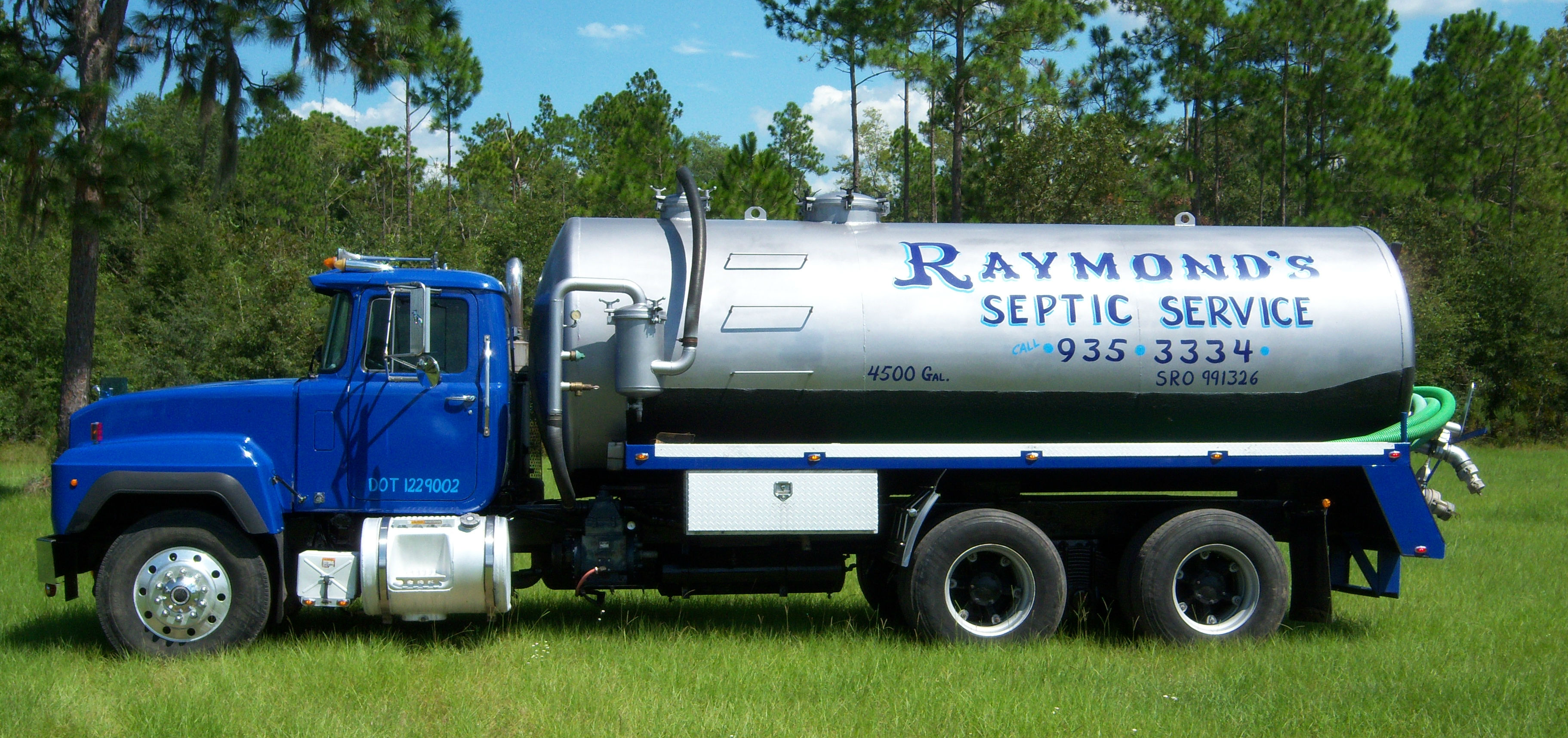 Septic System Services in Lake City FL